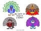 Early Finishers - Create a Turkey in Disguise