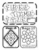 Early Finishers Lapbook: Free Time File