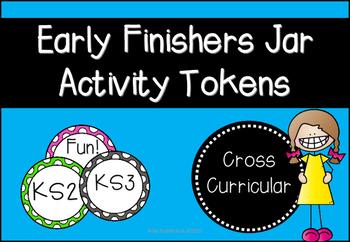 Early Finishers Jar (4-8)