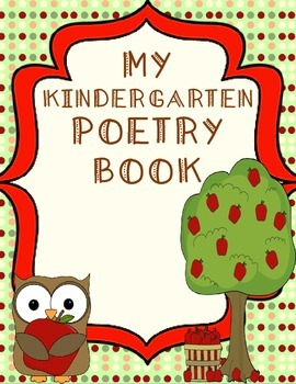Early Grades Poetry Book: Sight Words, Fluency, Science, S
