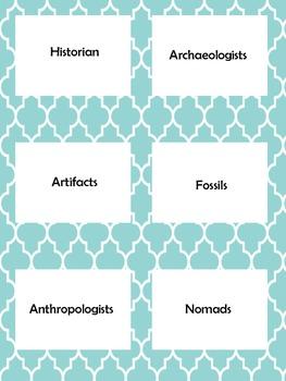 Early Humans Mesopotamia Civilizations Quiz Quiz Trade Set