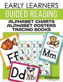 Early Learners Guided Reading-Alphabet Posters, Charts and