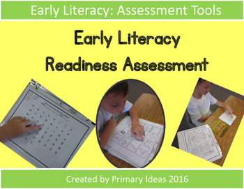 Early Literacy Assessment