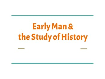 Early Man PPT