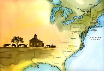 Early North American Colonies Jamestown