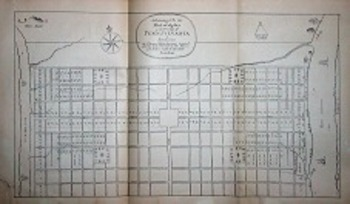 Early Philadelphia Map Activity