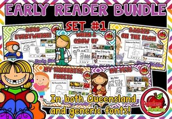 Early Reader Bundle #1