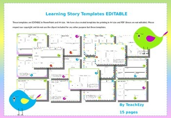 Early Years Learning Framework LEARNING STORIES