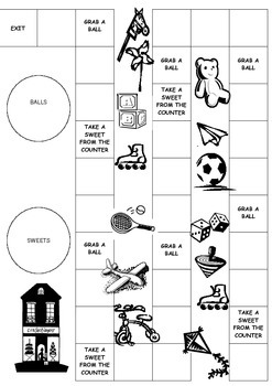 Early Years Maths Games x 5 games