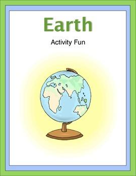 The Earth Activity Fun