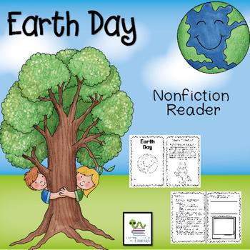 Earth Day Mini Book