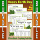 Earth Day - The Big Bundle of 8 Coordinate Graphing Activities