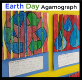 Earth Day Agamographs - A Fun, Engaging, and Unique Spring