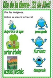 Earth Day- April 22--Di­a de la Tierra- 22 de Abril (Spanish)