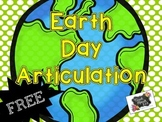 Earth Day Articulation