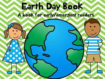 Earth Day Book (a book to celebrate Earth Day for early/em