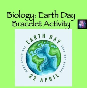Earth Day Bracelet Activity