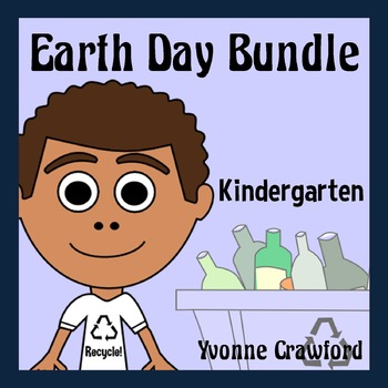 Earth Day Bundle for Kindergarten Endless