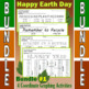 Earth Day - Bundle #1 - 4 Coordinate Graphing Activities