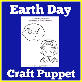 Earth Day Activity | Earth Day Craft