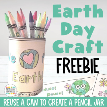 Earth Day Craft: Reuse It!
