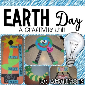 Earth Day Craftivity Unit