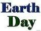 Earth Day Cutouts