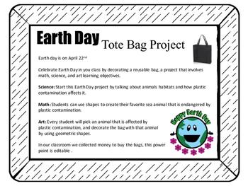 Earth Day, Dia de la tierra bilingual project