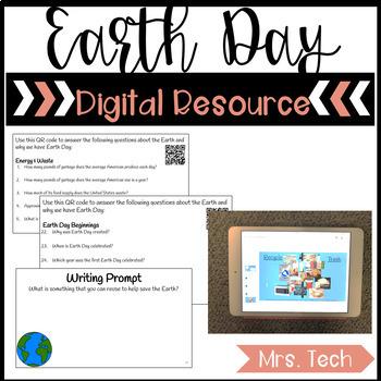Earth Day - Digital Resource