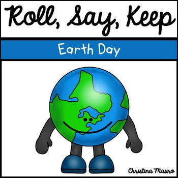 Earth Day - Word Games