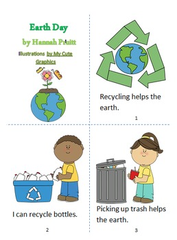 Earth Day (Emergent Reader Reproducible Book)