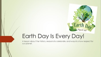 Earth Day Environment Recycle Reduce Reuse Food Web Lesson