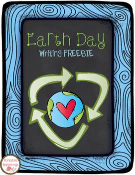 Earth Day Every Day Writing FREEBIE!