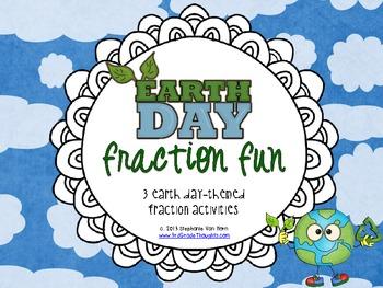 Earth Day Fraction Fun!