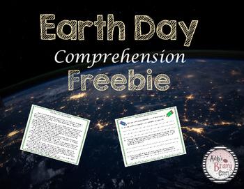 Earth Day Freebie (Comprehension)