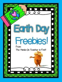 Earth Day Freebies