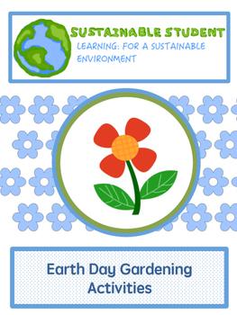 Earth Day Gardening Activities