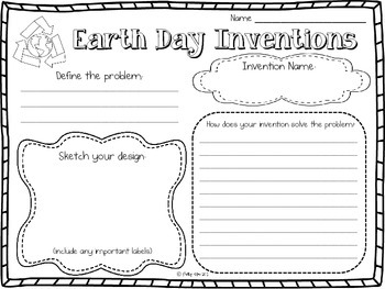 Earth Day Inventions
