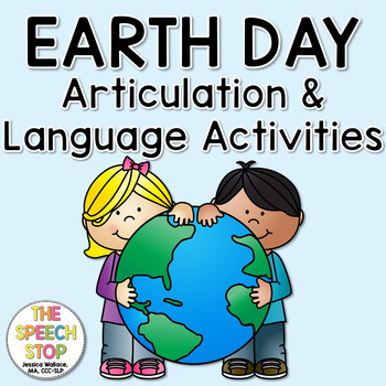 Earth Day Language and Literacy Activities