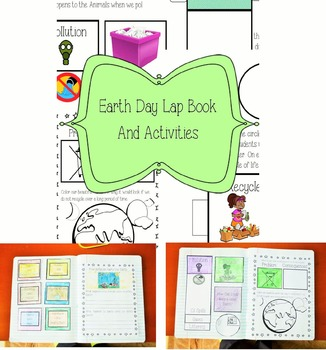 Earth Day Lap book/Interactive Notebook