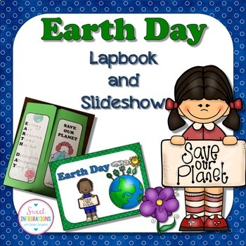 Earth Day Lapbook and Slideshow