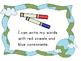 Earth Day Literacy Center Word Work Task Cards with Bonus Frame