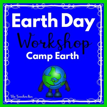 Kindergarten - Special Education-Earth Day Science,Math an