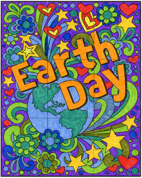 Earth Day Mural Promo