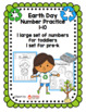 """Earth Day Number Practice """"No Prep"""""""