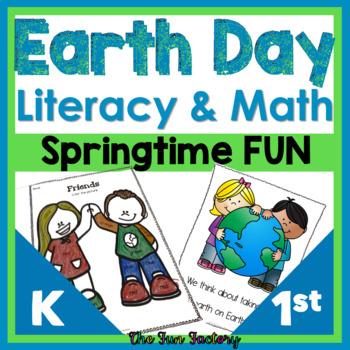 Earth Day ~PK-1~ Common Core