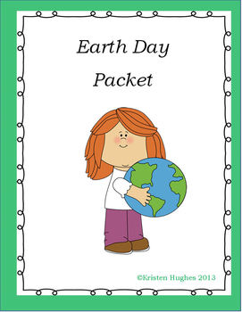 Earth Day Packet - Grade 2 Activities and Fun