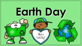 Earth Day Presentation (pdf format)