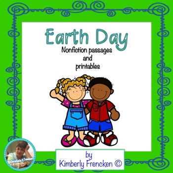 Earth Day: Reading Informational Text and Critical Thinking