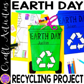 Earth Day Recycling Craft